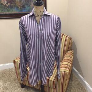 Johnston & Murphy Long Sleeve Shirt